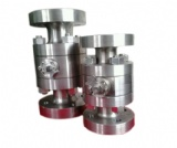 3PCS Body Forge Steel Floating Ball Valve