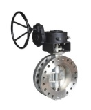 Double Offset Butterfly Valves, Flanged