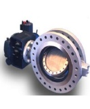 Triple Offset Metal Seated Butterfly Valves