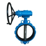 Wafer Rubber Seated Butterfly Valves