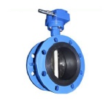 Flanged Rubber Seated Butterfly Valves