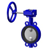 Cl 150 Lb Rubber Seated Butterfly Valves